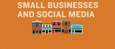 Quali social network utilizzano le PMI in infographic | Cisco Idea ... | SEO e Web Marketing | Scoop.it