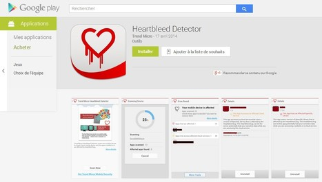 Heartbleed Detector - Android Apps on Google Play | alles voor de mediacoach | Scoop.it