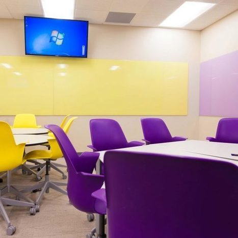 Producers of 'Glassboards' Aim to Replace Whiteboards in K-12 Schools - Market Brief | Technological Sparks | Scoop.it