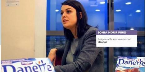 VIDEO : La stratégie marketing de Danette | Communication Romande | Scoop.it