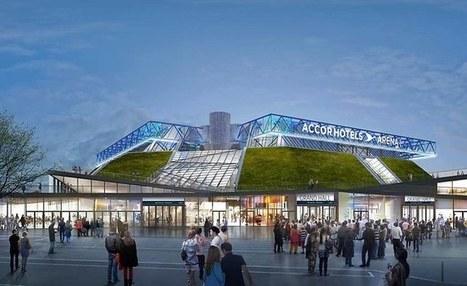 L'AccorHotels Arena inauguré ce mercredi | DVVD Architectes Ingénieurs Designers | Scoop.it