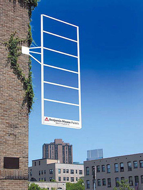 Friday Fun! 30 Insanely Creative Billboard Advertisements | Just Story It Biz Storytelling | Scoop.it