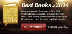 Vencedores Goodreads Choice Awards! 2014 | Ficção científica literária | Scoop.it