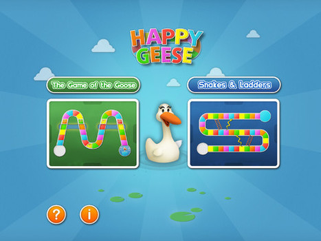 Happy Geese: A New iPad Gaming App for Children with Autism | Educational Apps & Tools | Scoop.it