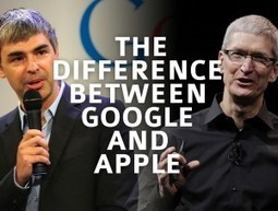 Leadership Lesson: The Difference Between Google and Apple | Change Leadership Watch | Scoop.it