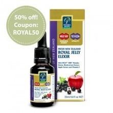 Fresh New Zealand Royal Jelly Elixir | Manuka Honey | Scoop.it