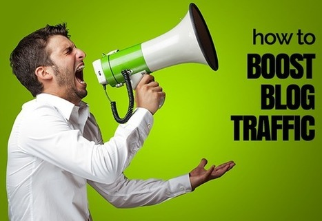 8 Ideas to Boost Your Latest Blog Post   B2B Content Strategy   Scoop.it