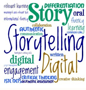 wwwatanabe: Digital Storytelling and Stories with the iPad | The Slothful Cybrarian | Scoop.it