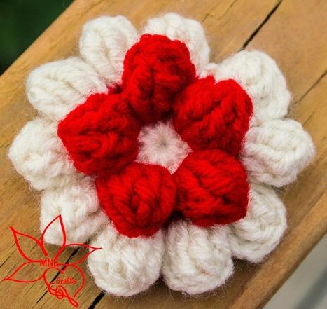 Random Pattern Find - Flowers! | Crocheting for my family | Scoop.it
