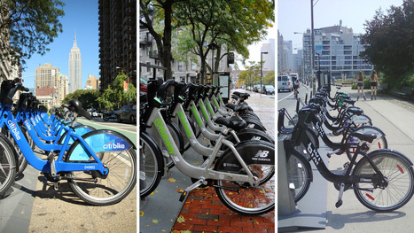 Montreal, Boston, NYC: Which city has the best bikeshare program? | Urban mobility... | Scoop.it