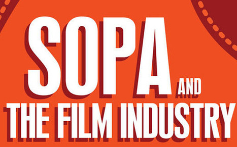 SOPA and Hollywood: Standing in the Way of Technological Innovation [INFOGRAPHIC] - Mashable | SOPA | Scoop.it