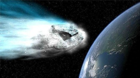 La Tierra está chocando continuamente con fragmentos de asteroides | Reflejos | Scoop.it