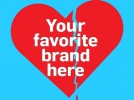Consumers Seem to Be Falling Out of Love With Brands | MarketingBliss by Kurt Frenier aka TheRedHotMarketingBlender | Scoop.it