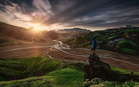 45 Scenic Self-Portraits That Will Take You Places | Everything Photographic | Scoop.it