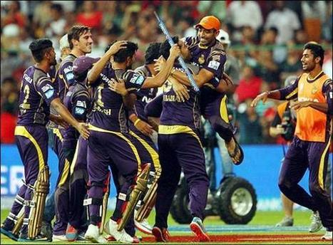 Kolkata Knight Riders beat Lahore Lions in CLT20 by 4 wickets | Morning Cable | Scoop.it