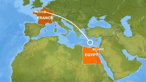 EgyptAir flight MS804 to Cairo disappears from radar | Geography & Current Events | Scoop.it