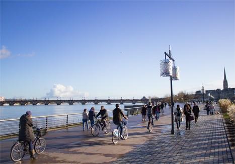Bordeaux jugée comme la ville la plus dynamique de France | Tourisme en Aquitaine et oenotourisme | Scoop.it