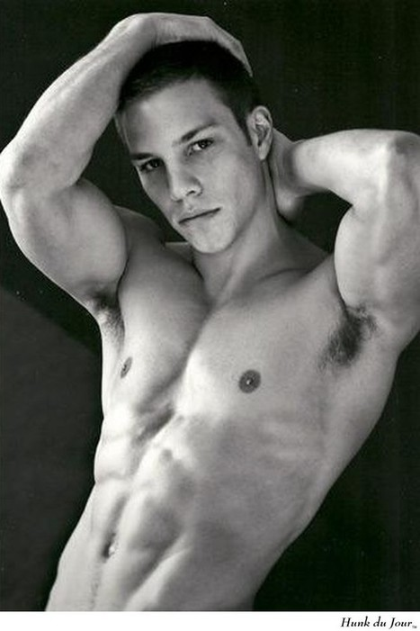 Your Hunk of the Day: Joshua Buscher : Hunk du Jour | THEHUNKFORM.COM | Scoop.it