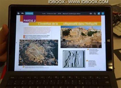 Education – Bibliomanuel des livres numériques enrichis dans une appli   IDBOOX   bibliotheque numerique   Scoop.it