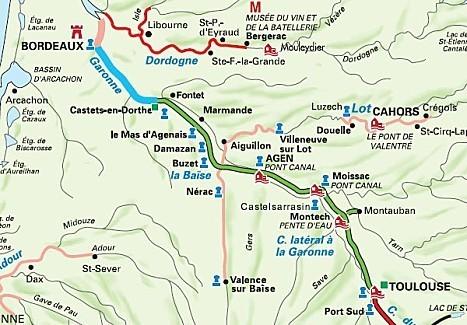 Bordeaux, fille du grand large / Toulouse, branchée sur ses canaux | Nos Racines | Scoop.it