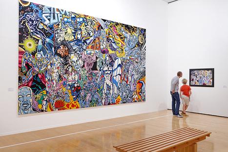 Rétrospective Erró : près de 85 000 visiteurs recensés au Musée d'Art Contemporain de Lyon   Le Mac LYON dans la presse   Scoop.it