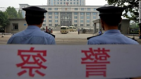 Author: In China, 'everyone is guilty of corruption' | Business in China | Scoop.it