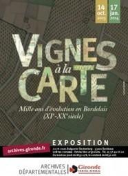 Exposition - Vignes à la carte | World Wine Web | Scoop.it