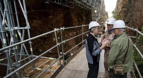 Atapuerca busca definir la evolución humana de los últimos dos millones de años | Enseñar Geografía e Historia en Secundaria | Scoop.it