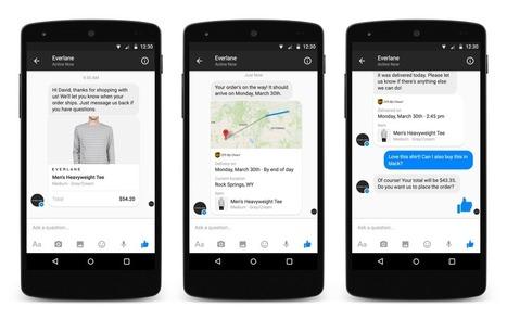 Invisible apps : le service sera conversationnel | Digital Business | Scoop.it
