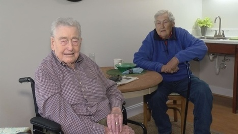 Men once enemies during WWII, now friends living in Christiansburg - WDBJ7 | World at War | Scoop.it