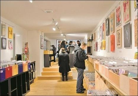 [L'essentiel Online]Le vinyle retrouve une seconde jeunesse | vinyl replica | Scoop.it