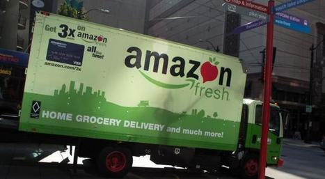 Amazon Slashes Grocery Delivery Subscription Fees | online grocery delivery | Scoop.it