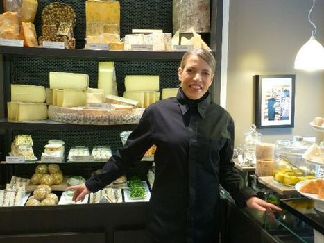 Paris : les délices fromagers de Claire Griffon | The Voice of Cheese | Scoop.it