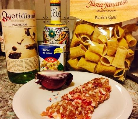 Pasta alla Norcina recipe | Villa in Umbria | Scoop.it