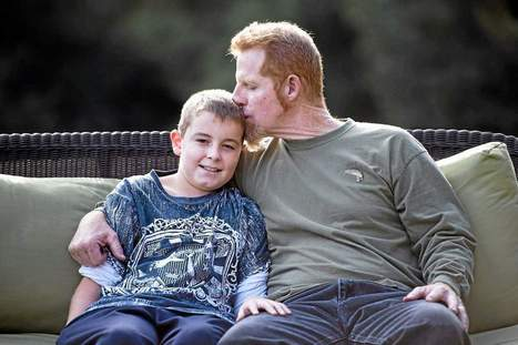 San Dimas boy with brain cancer thankful for community support - San Gabriel Valley Tribune | san dimas ca | Scoop.it