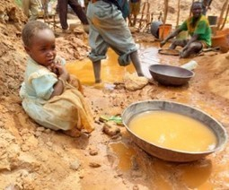 Children risk their lives in Tanzania's gold mines to help families | EarthEnergy | Scoop.it