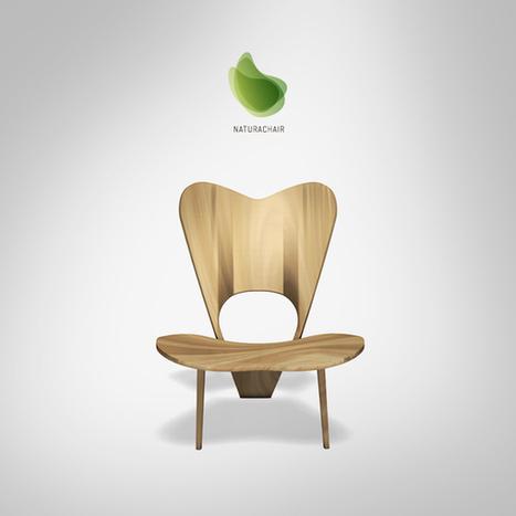 Natura Chair by Sara Vaz » Yanko Design | L'Etablisienne, un atelier pour créer, fabriquer, rénover, personnaliser... | Scoop.it