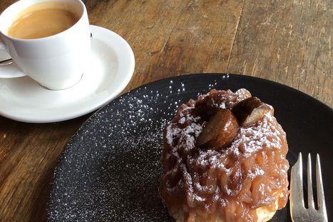 Stephen Jackson: Mont Blanc dessert - Huddersfield Examiner   great chefs and great food   Scoop.it