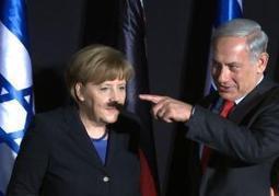 Que é o peor que lle pode pasar a un político alemán de visita en Israel? | DIRECCIÓN foto USC | Scoop.it