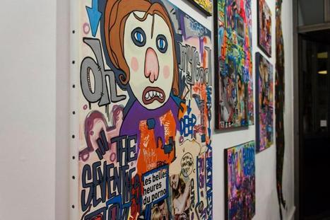 :: Ecritures urbaines de Tarek :: | Tarek artwork | Scoop.it
