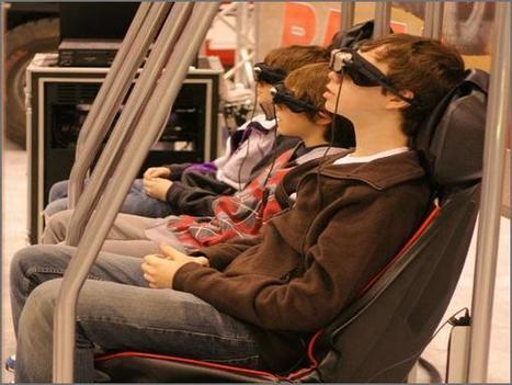 Can Virtual Reality Replace Human Interaction? | qrcodes et R.A. | Scoop.it