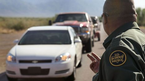 Use-of-force policy tightened for Border Patrol | Daily Breaking News | Scoop.it