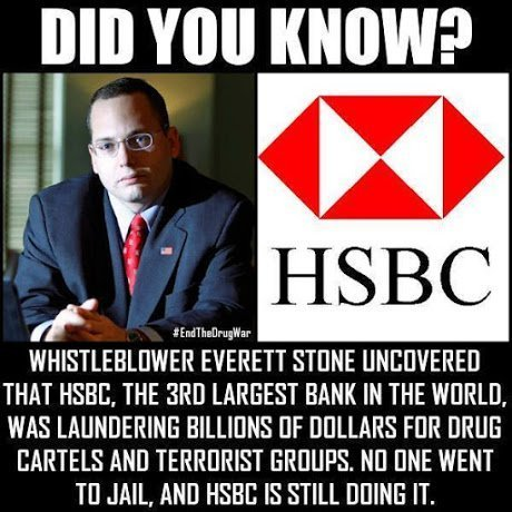 HSBC Whistleblower Speaks! * TERRORISM FUNDING DRUG CARTELS = LOCKDOWN *  CARROLL TRUST = FBI Director Most Famous Identity Theft Case in History | US Department of Justice *** IRS OFFSHORE ACCOUNTS * URBAN FINANCE LTD BAHAMAS * CARROLL TRUST * CARROLL ANGLO-AMERICAN CORPORATION * LOEB & LOEB * PWC * DELAWARE CORPORATIONS * WITHERS BERGMAN *** FBI Washington DC Biggest Criminal Organization Case | Scoop.it