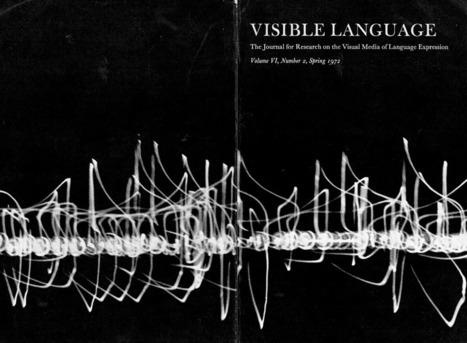 [EN] Visible Language/Journal of Typographic Research. (PDFs dès 1967) | recherche et enseignement en design graphique | Scoop.it