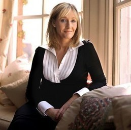 J.K. Rowling signs deal for an adult novel; Twitter goes hog wild | Acquiring | Scoop.it