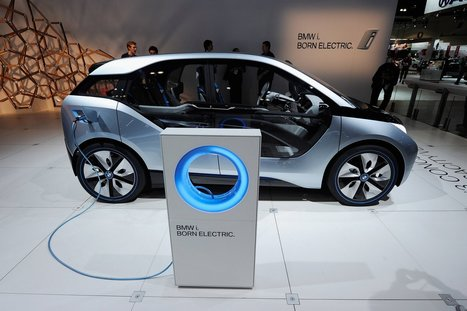 BMW Challenges Tesla with New Electric i3 Car | Sustain Our Earth | Scoop.it