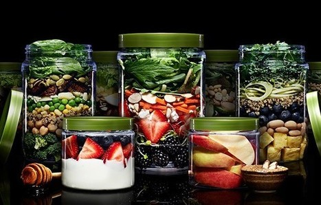 Fresh Idea: Entrepreneur Puts Salad in a Vending Machine | The Jazz of Innovation | Scoop.it
