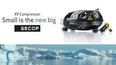 Secop's XV compressor proves 'small is the new big' - hydrocarbons21.com | HVAC & Compressors News | Scoop.it