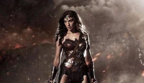 Gal Gadot, la nouvelle Wonder Woman, trop pro-Israélienne pour ... - L'Express   Community Management et Curation   Scoop.it