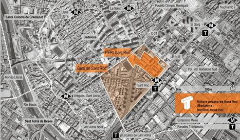 NOU ARTICLE: El PERI de Sant Roc avança amb l'entrega de 25 pisos | #territori | Scoop.it